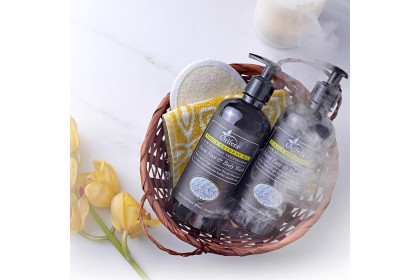 Virgin Coconut Oil Neem Face and Body Wash
